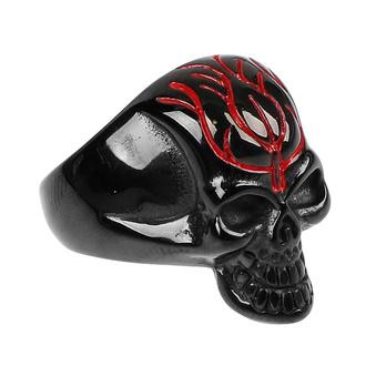 Anello ETNOX - Black Skull, ETNOX