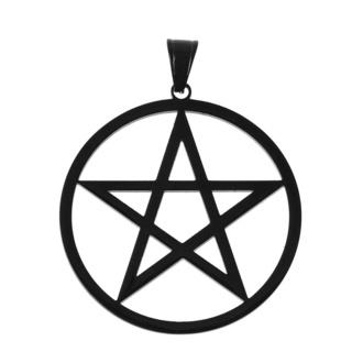 Collana con pendente ETNOX - Plain Pentagram, ETNOX