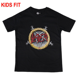 Maglietta da bambini Slayer - Pentagram - Metal-Kids, Metal-Kids, Slayer