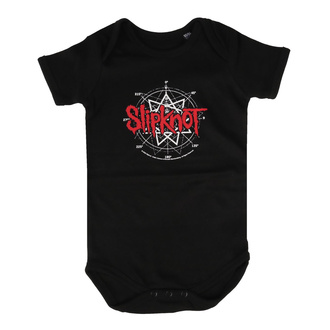 Body da bambini Slipknot - Star Symbol - Metal-Kids, Metal-Kids, Slipknot