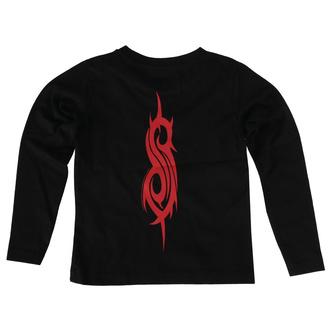 Maglietta da bambini a maniche lunghe Slipknot - Logo - Metal-Kids, Metal-Kids, Slipknot