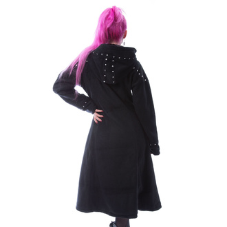 Cappotto da donna POIZEN INDUSTRIES - STORY - NERO, POIZEN INDUSTRIES
