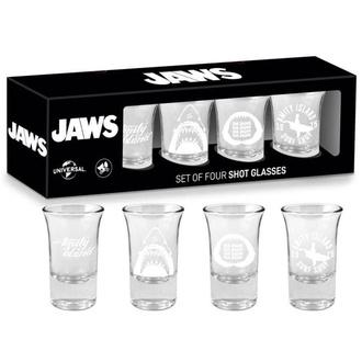 Bicchierini (set) Jaws - Logo & Symbols, NNM, Lo squalo
