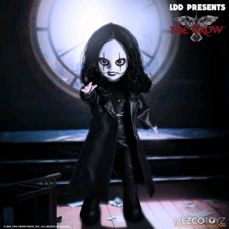 Bambola Il Corvo - Eric Draven - Living Dead Dolls, LIVING DEAD DOLLS