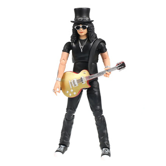 Action Figure Guns N' Roses - Slash, NNM, Guns N' Roses