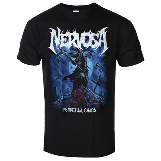 Maglietta da uomo NERVOSA - Perpetual Chaos - NAPALM RECORDS, NAPALM RECORDS, Nervosa