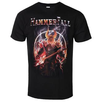 Maglietta da uomo HAMMERFALL - Live! Against The World - NAPALM RECORDS, NAPALM RECORDS, Hammerfall
