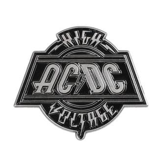 targhetta  AC  /  DC  - High Voltage - RAZAMATAZ, RAZAMATAZ, AC-DC