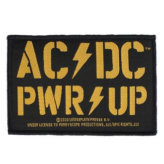 toppa  AC  /  DC  - POWER UP - RAZAMATAZ, RAZAMATAZ, AC-DC