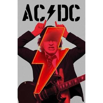 Bandiera  AC  /  DC  - POWER UP - Angus - RAZAMATAZ, RAZAMATAZ, AC-DC