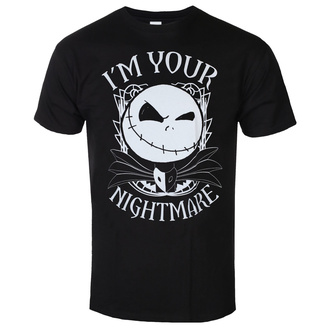 Maglietta da uomo Nightmare Before Christmas - I'm Your Nightmare - Nero, BIL, Nightmare Before Christmas