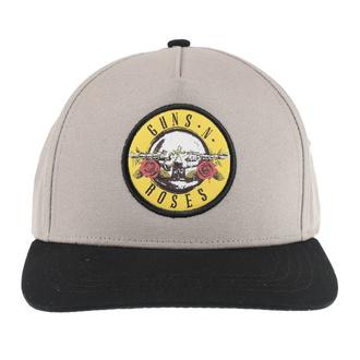 berretto Guns N' Roses - Circle Logo - SABBIA / BL - ROCK OFF, ROCK OFF, Guns N' Roses