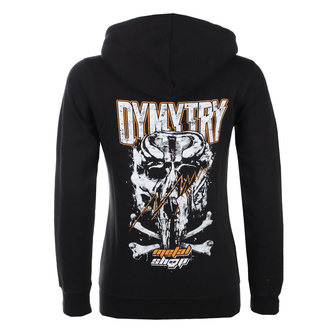 Felpa da donna con cappuccio METALSHOP x DYMYTRY, METALSHOP, Dymytry
