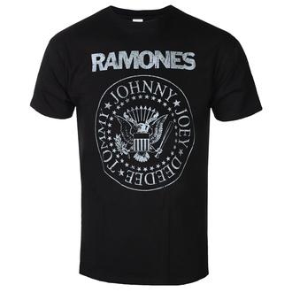 Maglietta da uomo RAMONES - CLASSIC LOGO - NERO - GOT TO HAVE IT, GOT TO HAVE IT, Ramones