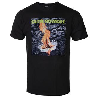 Maglietta da uomo FAITH NO MORE - THE REAL THING - NERO - GOT TO HAVE IT, GOT TO HAVE IT, Faith no More
