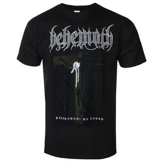 Maglietta da uomo Behemoth - Pilgrimage On Earth - Nero - KINGS ROAD, KINGS ROAD, Behemoth
