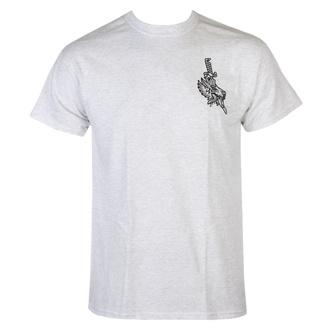 Maglietta da uomo Northlane - Bad Blood - Grigio Cenere - KINGS ROAD, KINGS ROAD, Northlane