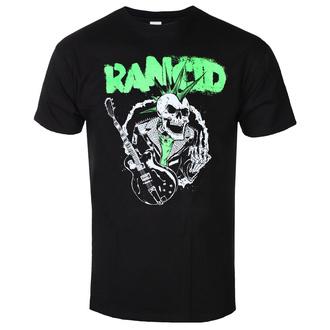Maglietta da uomo Rancid - SkeleTim Guitar - Nero - KINGS ROAD, KINGS ROAD, Rancid