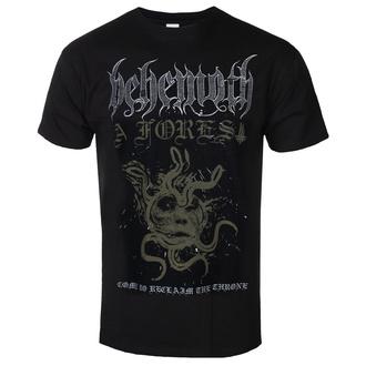 Maglietta da uomo Behemoth - A Forest - Nero - KINGS ROAD, KINGS ROAD, Behemoth