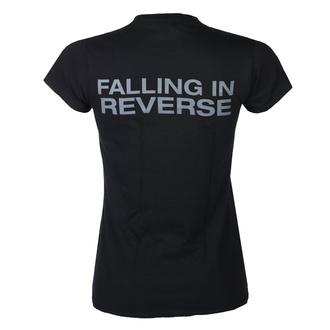 Maglietta da donna Falling In Reverse - Losing My Life Fitted - Nero, KINGS ROAD, Falling In Reverse