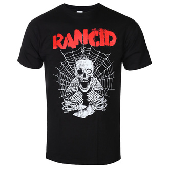Maglietta da uomo Rancid - Spiderweb - Nero - KINGS ROAD, KINGS ROAD, Rancid