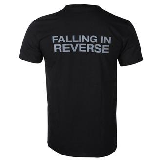 Maglietta da uomo Falling In Reverse - Losing My Life - Nero - KINGS ROAD, KINGS ROAD, Falling In Reverse