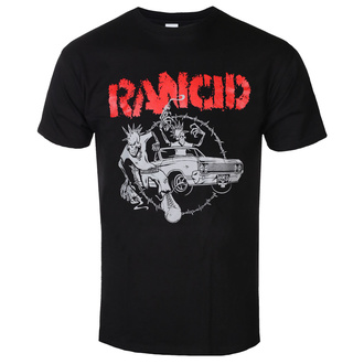 Maglietta da uomo Rancid - Cadillac - Nero - KINGS ROAD, KINGS ROAD, Rancid