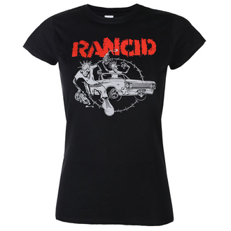 Maglietta da donna Rancid - Cadillac Fitted - Nero - KINGS ROAD, KINGS ROAD, Rancid