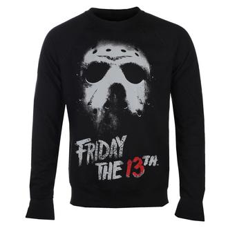 Felpa da uomo Friday The 13th - Black - HYBRIS, HYBRIS, Friday the 13th