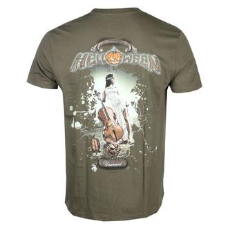 maglietta HELLOWEEN - Unarmed - Cachi - NUCLEAR BLAST, NUCLEAR BLAST, Helloween