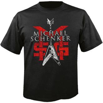 Maglietta MICHAEL SCHENKER - Group Logo, NUCLEAR BLAST, Michael Schenker