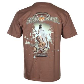 maglietta da uomo Helloween - Unarmed-Chestnut - NUCLEAR BLAST, NUCLEAR BLAST, Helloween