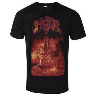 Maglietta da uomo Immortal - Damned In Black 2020 - RAZAMATAZ, RAZAMATAZ, Immortal