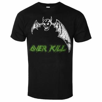 Maglietta da uomo Overkill - Power in black - ART WORX, ART WORX, Overkill