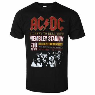Maglietta da uomo AC/DC - Wembley '79 - ROCK OFF, ROCK OFF, AC-DC