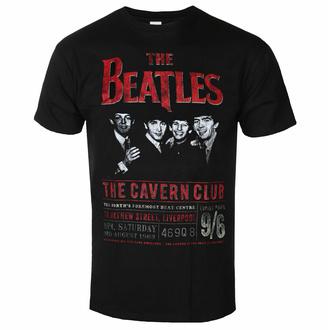 Maglietta da uomo Beatles - Cavern '63 Uni - ROCK OFF - BEATECOTS01MB