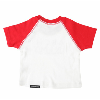 Maglietta da bambini Arch Enemy - rossa / bianca - MER038