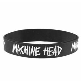 Braccialetto di gomma MACHINE HEAD - ROCK OFF, ROCK OFF, Machine Head