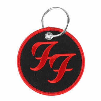 Portachiavi (pendente) FOO FIGHTERS - ROCK OFF, ROCK OFF, Foo Fighters