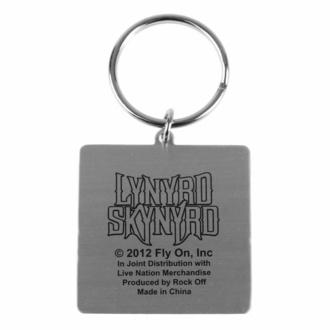 Portachiavi (pendente) LYNYRD SKYNYRD - ROCK OFF, ROCK OFF, Lynyrd Skynyrd