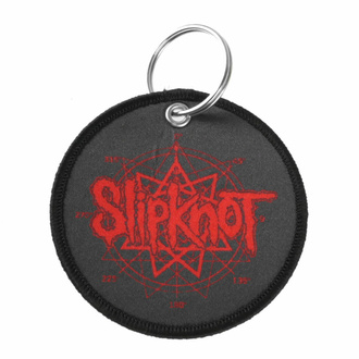 Portachiavi (pendente) SLIPKNOT - ROCK OFF, ROCK OFF, Slipknot