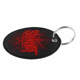 Portachiavi (pendente) SLIPKNOT - ROCK OFF, ROCK OFF, Slipknot