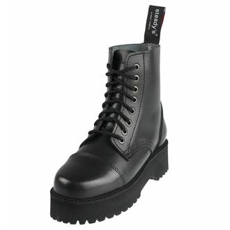 Stivali STEADY´S - 8 buchi - Nero - STE/804_black - DANNEGGIATI - BH113