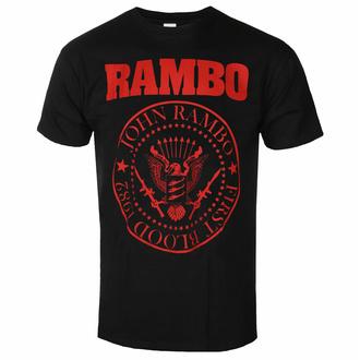Maglietta da uomo RAMBO - RED SEAL - PLASTIC HEAD, PLASTIC HEAD, Rambo
