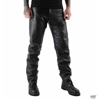 Pantaloni in pelle da uomo OSX - Martin - Nero - 301 - DANNEGGIATI, OSX