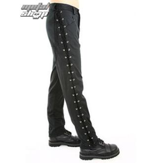 Pantaloni da uomo Black Pistol - Loop Jeans Denim Black - B-1-24-001-00 - DANNEGGIATI, BLACK PISTOL