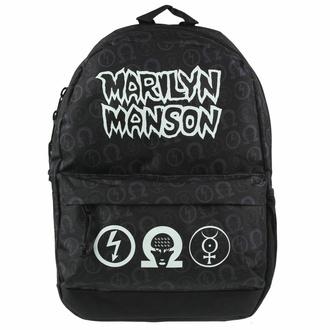 Zaino MARILYN MANSON - LOGO, NNM, Marilyn Manson