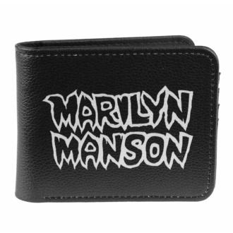 Portafoglio MARILYN MANSON - LOGO, NNM, Marilyn Manson