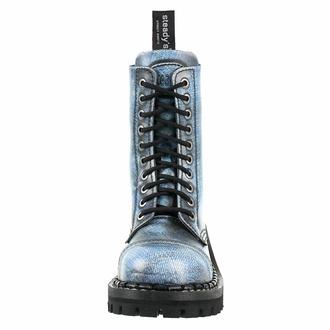 Anfibi STEADY´S - 10 buchi - Jeans, STEADY´S
