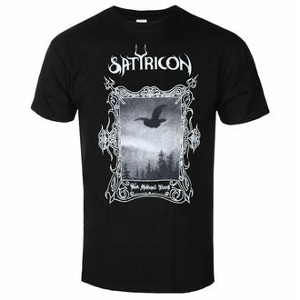 Maglietta da uomo SATYRICON - DMT 2021 - NERO, NNM, Satyricon